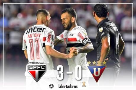 Foto: Prensa Sao Paulo FC