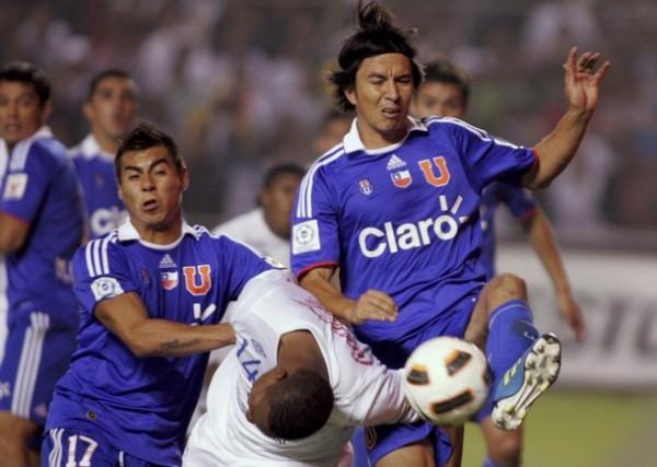 LDU 0 - UNIVERSIDAD DE CHILE 1 (Foto: REUTERS)