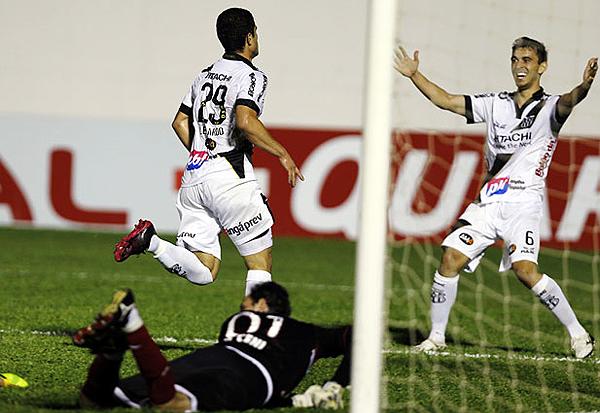 Ponte Preta la pasa mal en el fútbol brasileño, pero en la Sudamericana da la sorpresa a nivel sudamericano (Foto: Reuters)