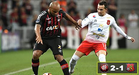 Foto: Prensa Atlético Paranaense