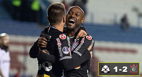 Foto: Prensa Corinthians