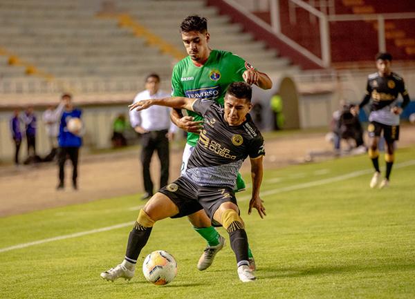 Cusco logró ponerse en impensada ventaja en la llave ante Audax en Arequipa. Luego no pudo sostenerla. (Foto: Prensa Cusco FC)