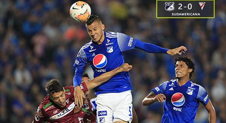 Foto: Prensa Conmebol