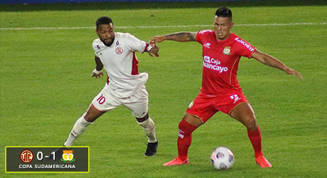 Foto: Prensa Sport Huancayo