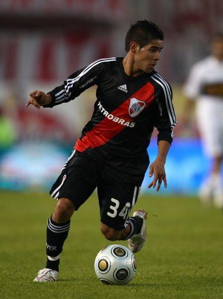 Daniel Villalba, una de las grandes promesas del fútbol argentino, busca la consolidación definitiva para dar el salto al viejo continente (Foto: milfichajes.com)