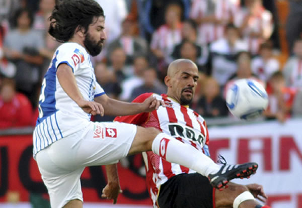 El equipo mendocino se ha mostrado como el más regular. Con el ascenso de San Martín de San Juan, protagonizará uno de los clásicos regionales del fútbol argentino. (Foto: bolavip.com)
