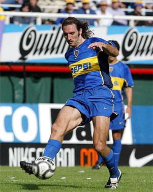 Schiavi ha vuelto a Boca para terminar su carrera. Su experiencia podría ser importante para los xeneizes. (Foto: flickr.com).