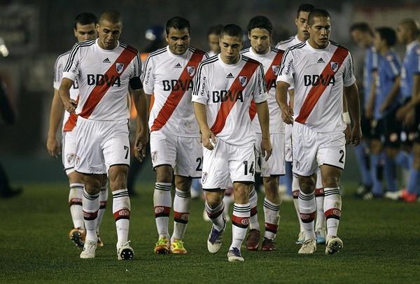 River no tuvo el mejor de los regresos a la máxima categoría del fútbol argentino (Foto: AP)