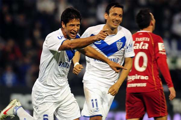 Vélez es otro de los favoritos que tuvo un buen arranque en el fútbol argentino (Foto: lanacion.com.ar)