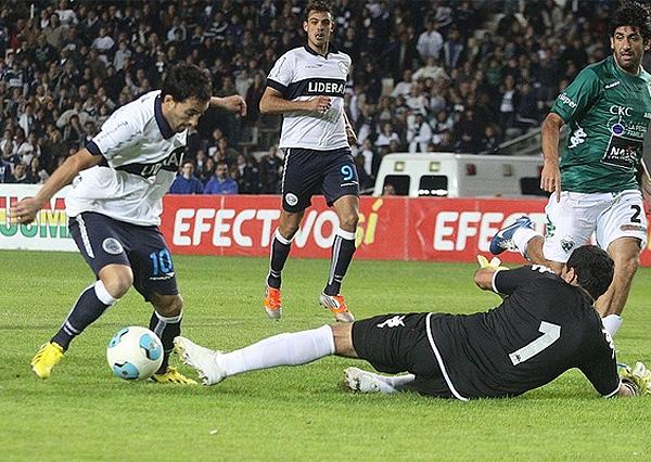 Gimnasia fue otro de los históricos que regresó a la máxima categoría del fútbol argentino durante 2013 (Foto: gelp.com.ar)