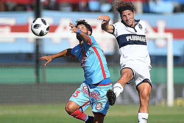 Arsenal y Gimnasia de La Plata (Foto: Infobae)