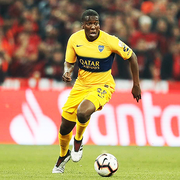 Jan Hurtado (Foto: AFP)