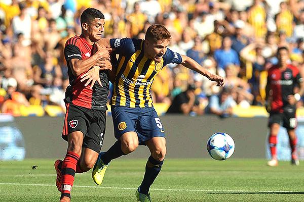 Newell's y Rosario (Foto: AFP)