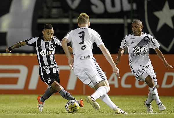 Foto: Prensa Botafogo