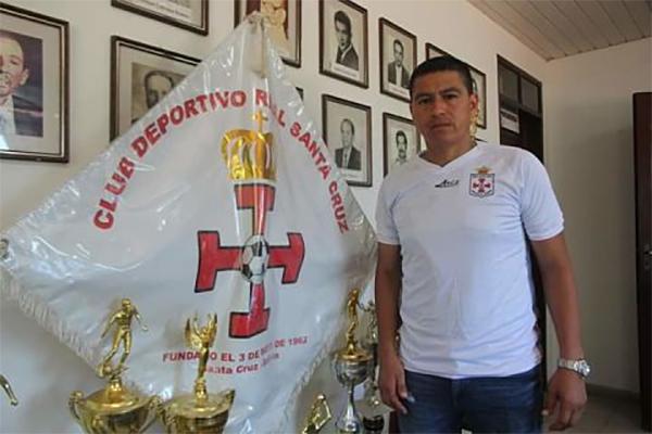 La vigencia de Carlos Saucedo no conoce de ubigeos: ahora llegó a Real Santa Cruz. (Foto: Deporte Total)