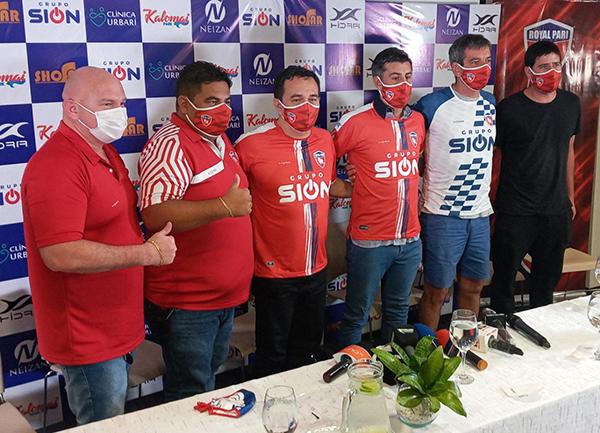 Royal Pari tiene en el proyecto de Cristian Díaz un ambicioso objetivo, aun cuando el inicio de año no haya sido el más agradable con el fugaz paso por Libertadores. (Foto: Deporte Total Bolivia)