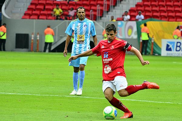 Desde la quinta categoría del fútbol brasileño aparece Brasilia FC. (Foto: prensa Brasilia FC)