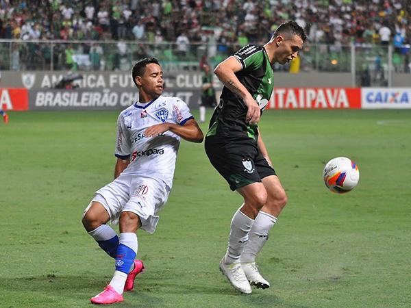 Marcelo Toscano cumplió con creces en el América Mineiro. (Foto: Globo Esporte)