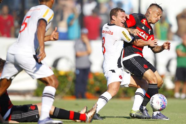 Con Guerrero, Flamengo tuvo un buen arranque en la Primeira Liga. (Foto: prensa Flamengo)