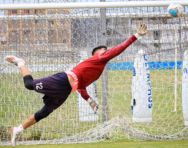 Fernando Hurtado se mantiene en Antofagasta desde 2012. (Foto: Prensa Antofagasta)