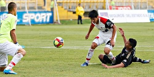 Luego de perder la final, Fortaleza le rindió honor a su nombre y se recuperó de inmediato para dar cuenta de Cúcuta que no pudo con el novel cuadro bogotano (Foto: eltiempo.com)