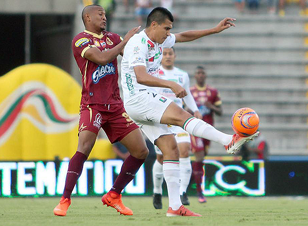 Once Caldas - Tolima (Foto: AS Colombia)