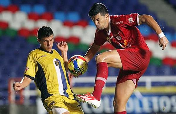 América de Cali va de punta a punta en el ascenso colombiano por lo que su regreso a Primera parece inminente (Foto: futbolred.com)