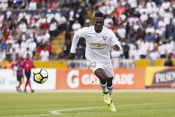 Jhojan Julio (Foto: Relato Ecuador)