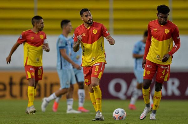 Aucas tiene un reto adicional a la Liga Pro: la Sudamericana. (Foto: Prensa Aucas)