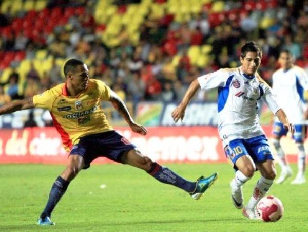CALMA FINAL. Morelia venció sobre el final a Tigres. Recién a los 79' pudo abrir el marcador vía Miguel Sabah, y Jaime Lozano estiró la diferencia más tarde. (Foto: Mexsports)