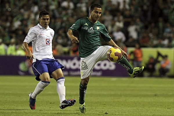 El perfil ofensivo que exhibió el cuadro verde de León lo tuvo como uno de los grandes animadores del Apertura mexicano (Foto: Mexsport)