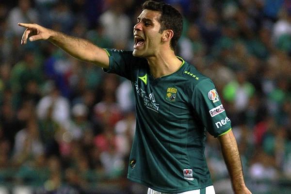 Tener a Rafael Márquez en sus filas podría servirle al León para intentar algún logro (Foto: Mexsport)