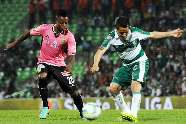 Santos Laguna debe sumarle fuerza ofensiva a su buena defensa para aspirar a más en el Clausura (Foto: Mexsport)