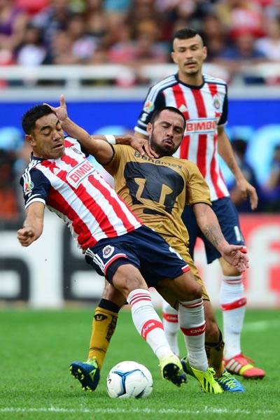 Las 'Chivas' de Guadalajara siempre son una opción a tomar en cuenta por más que la estén pasando mal (Foto: Mexsport)