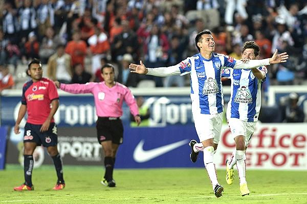 Los cambios se hicieron sentir en Pachuca por lo que esperan un mejor rendimiento en la segunda parte del campeonato (Foto: Mexsport)