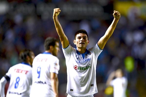 En Querétaro cuentan con el buen progreso que Luis Loroña ha tenido en su carrera (Foto: Mexsport)