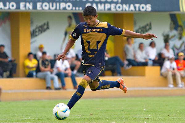Pumas espera tener en Daniel Ramírez un buen crédito de goles que explote en el Clausura (Foto: vavel.com)