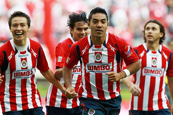 Chivas de Guadalajara, uno de los clubes más exitosos de México (Foto: Mexsport)