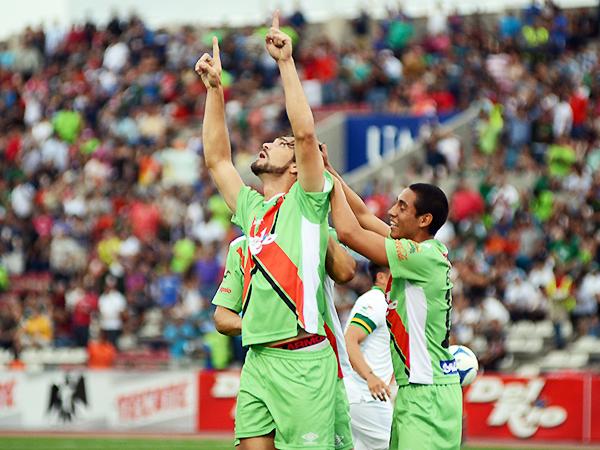 Carrijo llegó al Juárez para sacarlo campeón. (Foto: prensa FC Juárez)