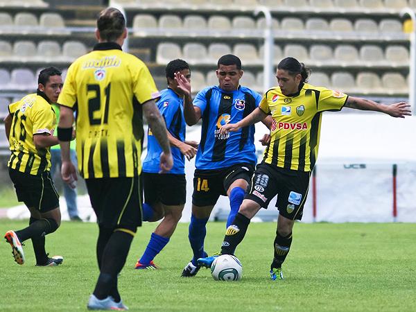 Mauricio Parra tuvo un paso importante por Deportivo Táchira. (Foto: Gennaro Pascale / Gool Vinotinto)
