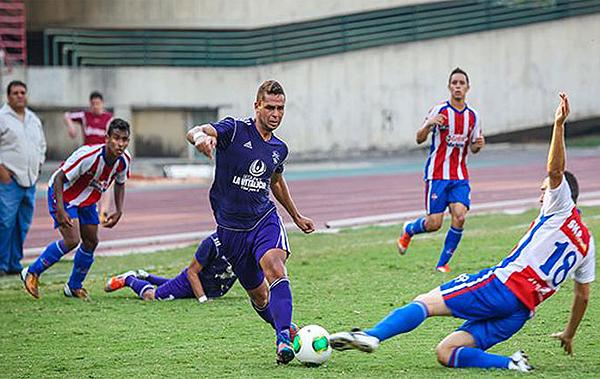 Metropolitanos fue de los mejores equipos en la primera etapa del torneo y uno de los candidatos a lograr el ascenso a Primera División (Foto: metropolitanosfc.com)