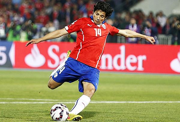 Matías Fernández vuelva a ser parte de la selección de Chile. (Foto: Agencia Uno)