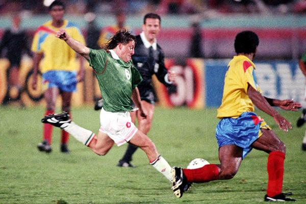 México tuvo su primera aparición en sudamérica cuando se fue a Ecuador para disputar la Copa América llegando a disputar la final tras eliminar a la selección local (Foto: Mexsport)