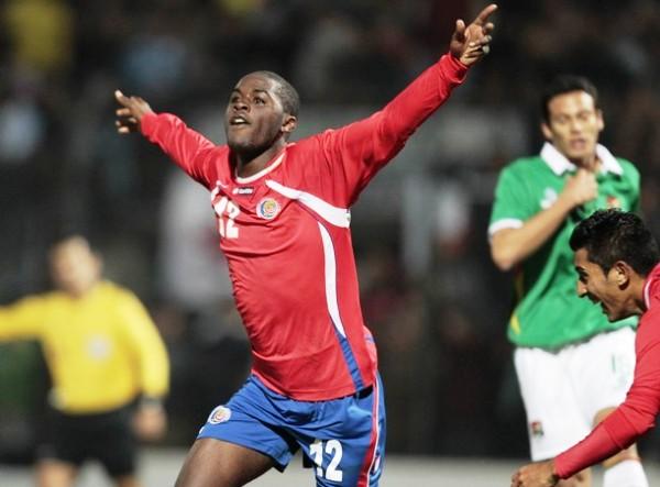 Costa Rica participó en la última Copa América de Argentina con un equipo lleno de jóvenes jugadores (Foto: Reuters)