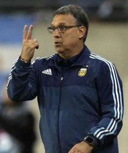 Martino debe romper una pésima racha de 23 años sin una Copa América. (Foto: goal.com)