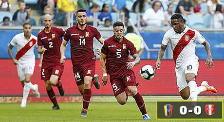 Foto: Gaspar Nóbrega / Prensa Copa América