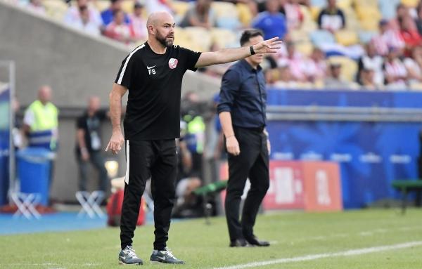 El eficiente planteamiento del español Félix Sánchez acabó opacando al de Berizzo. (Foto: Prensa Copa América)