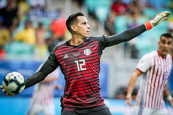 Fernández (Foto: Prensa Copa América 2019)