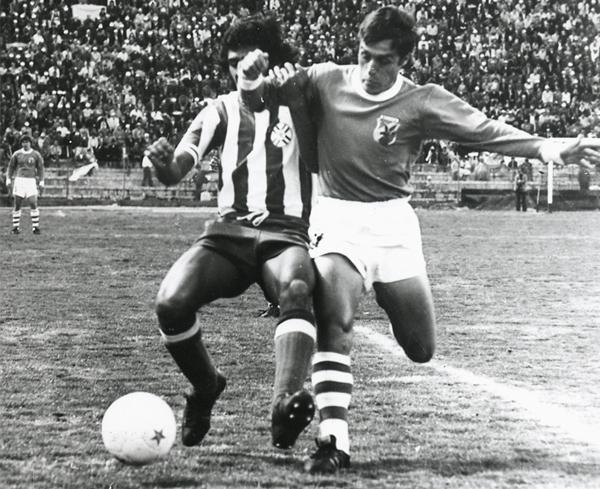 La historia de Paraguay en Bolivia solo tiene un buen registro con su triunfo en 1973 (Foto: historiadelfutbolboliviano.com)