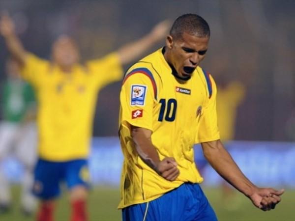 LO GRITA EL CAMPÍN. Lo grita Torres y lo grita el estadio. Un gol que empezó a darle sabor a la victoria (Foto: FIFA)